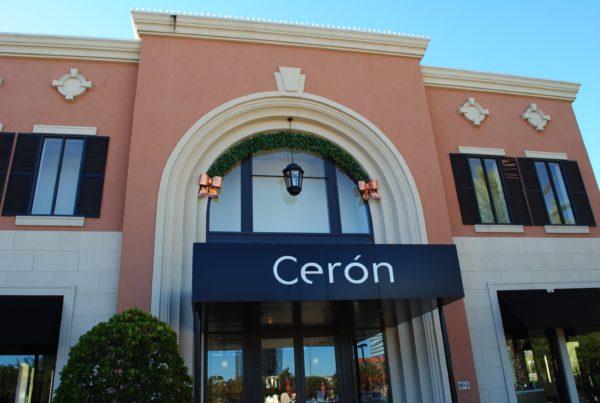 Ceron Uptown Park Interior
