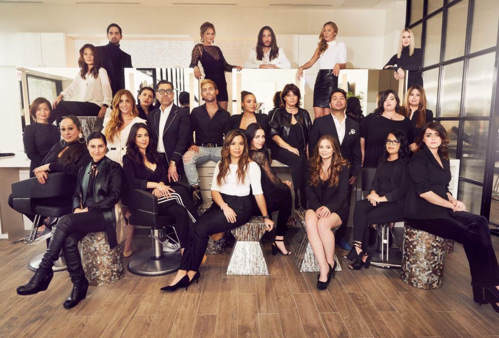 Ceron Hair Studio Team